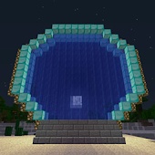 Portal Teletransport Minecraft