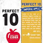 Portland Cider Perfect 10