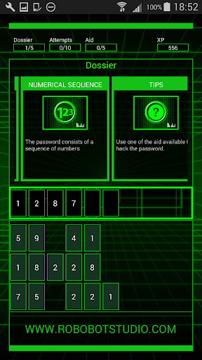 HackBot Hacking Game 2.0.1 screenshots 4