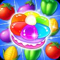 Sweet Fruit Candy Blast icon