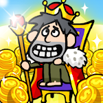 The rich king - Gold Clicker Icon