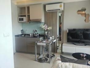 Photo: 6th Avenue Surin Condominium / Kitchen / View from livingroom