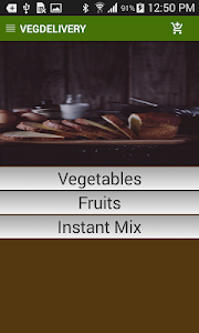 Veg Delivery screenshot 1