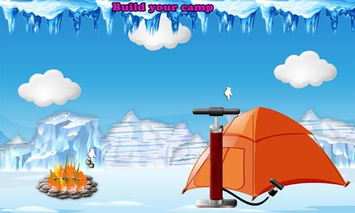 Winter Camp Builder Adventure – School Trip Fun - náhled