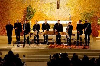 Photo: Philippe Cuper et l'octuor de clarinettes Denner