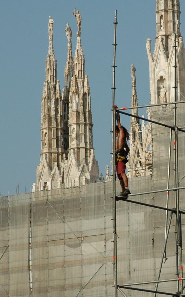 La fabbrica del Duomo di ferra59