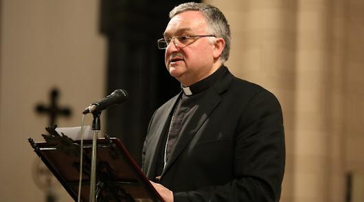 De Palencia a Almería: así es Gómez Cantero, el obispo coadjutor de Almería