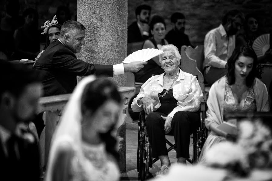 Wedding photographer Barbara Fabbri (fabbri). Photo of 29.07.2020