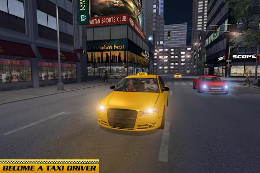 Code Triche Taxi Parking Games New APK MOD screenshots 6