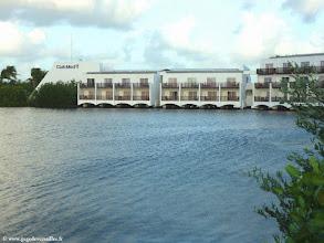 Photo: #015-La lagune du Club Med Cancún Yucatán.