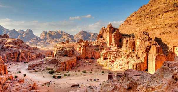 Férias na Jordânia