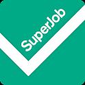 Поиск работы: вакансии, создание резюме c Superjob icon
