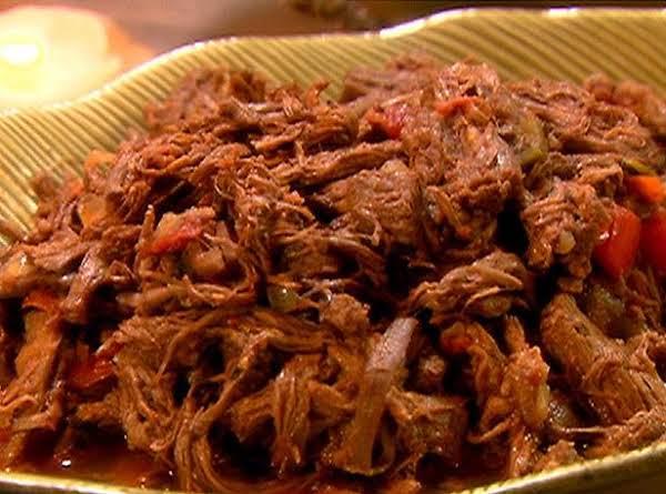 Ropa Vieja-moose Or Venison Style Recipe