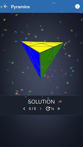 Cube Solver 2.0.0 screenshots 7