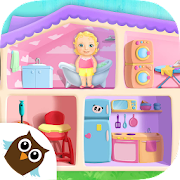 Sweet Baby Girl Doll House - Play, Care & Bed Time 2.0.22
