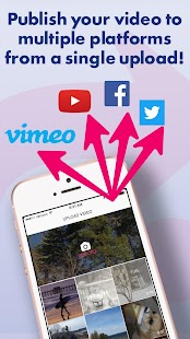 Watermark, Optimize and Share Videos: UptiiQ - náhled