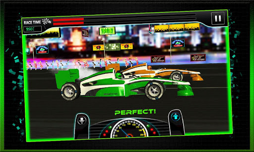 Sports Car Perfect Drag Racing