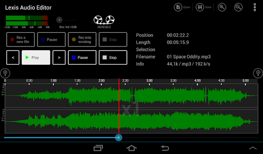 Lexis Audio Editor 1.1.97 Apk for Android 8