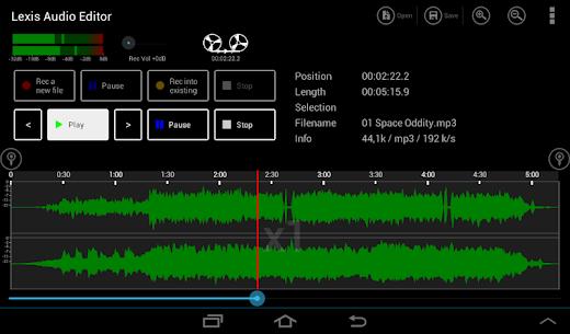 Lexis Audio Editor Mod Apk Latest [Unlocked] 8