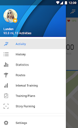Runtastic PRO Running, Fitness 7.5.1 [Unlocked] Cracked Apk 5