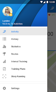 Runtastic PRO Running, Fitness Screenshot 5