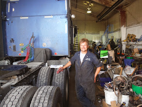Photo: Tony Kraemer of Chantony Enterprises