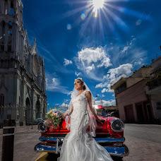 Wedding photographer Nicolás Anguiano (nicolasanguiano). Photo of 01.12.2018