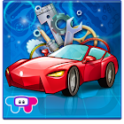 Amazing Car Creator Kids Game icon