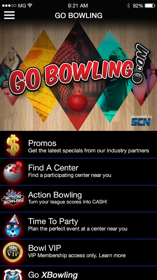 Go Bowling!- screenshot