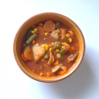 Budget-Friendly Vegetable Soup.