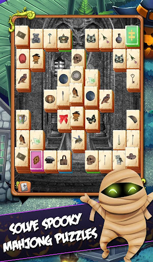 Mahjong Solitaire: Mystery Mansion - screenshot