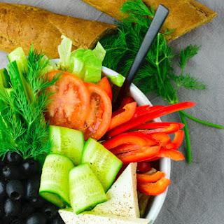 Gluten Free Greek Salad Recipes