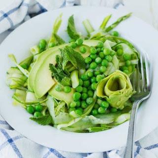 Super Green Spring Salad