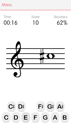 Music Tutor (Sight Reading)