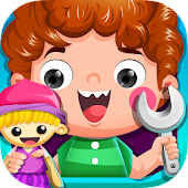 Master Toy Maker: Dolls Repair icon
