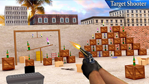 Bottle Shooting : New Action Games 2019 modavailable screenshots 7