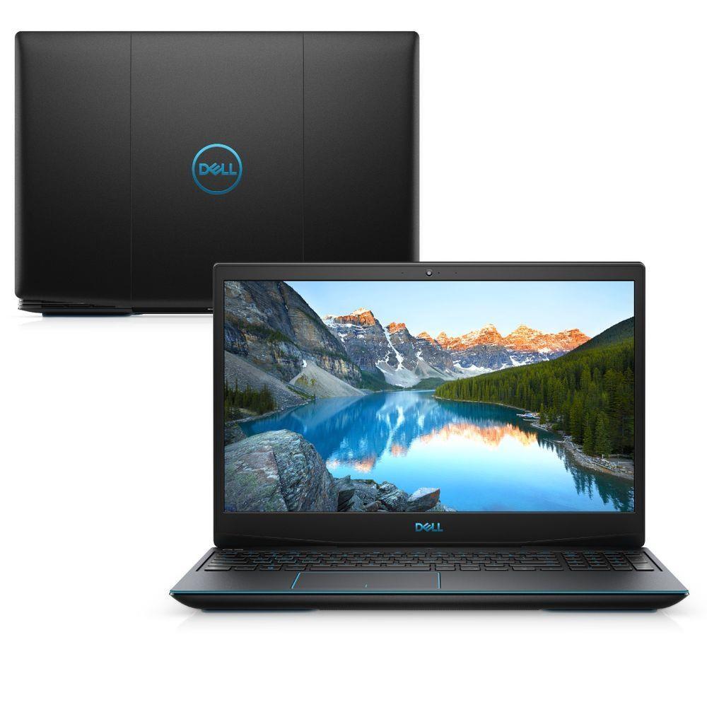 imagem de notebook modelo Dell G3 3500-M10P