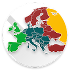 Europe Map Quiz - European Countries and Capitals icon