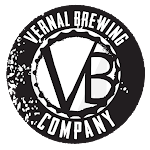Logo for Vernal Brewing Company