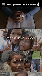 Message Ministries & Missions- screenshot thumbnail