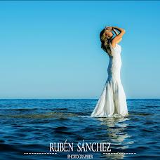 Wedding photographer Ruben Sanchez (rubensanchezfoto). Photo of 01.07.2017