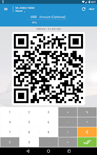 Bitcoin Wallet - Airbitz- screenshot thumbnail