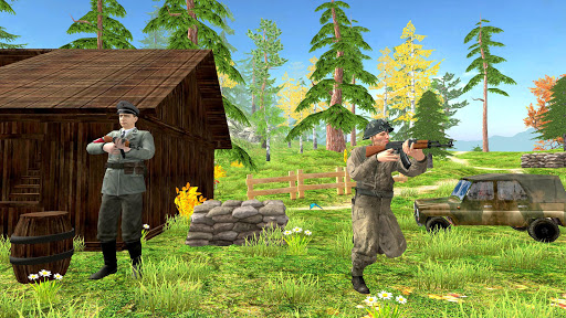 World War Firing Squad: Fire Free  FPS Shooting 19  screenshots 9