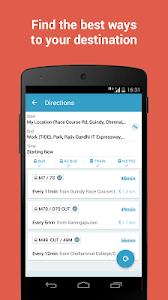 Raft: Public Transport App screenshot 2