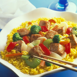 Savory Pork Stir-Fry Recipe