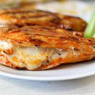 GRILLED CHEESE BUFFALO CHICKEN.
