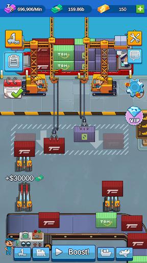 Transport It! - Idle Tycoon filehippodl screenshot 8