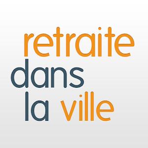 """Résultat de recherche d'images pour """"Retraite dans la Ville application"""""""