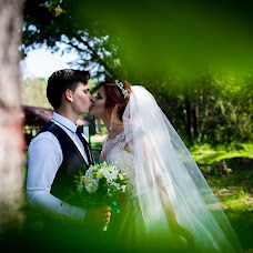 Wedding photographer Oleksandr Kolodyuk (Kolodyk). Photo of 02.11.2017