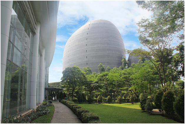 Universitas dengan Bangunan Terindah di Dunia 5